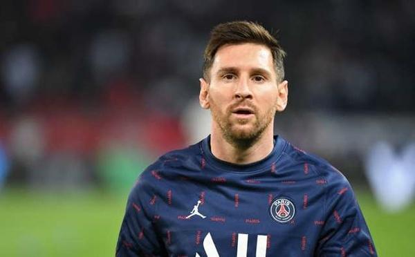 Messi ở nước nào